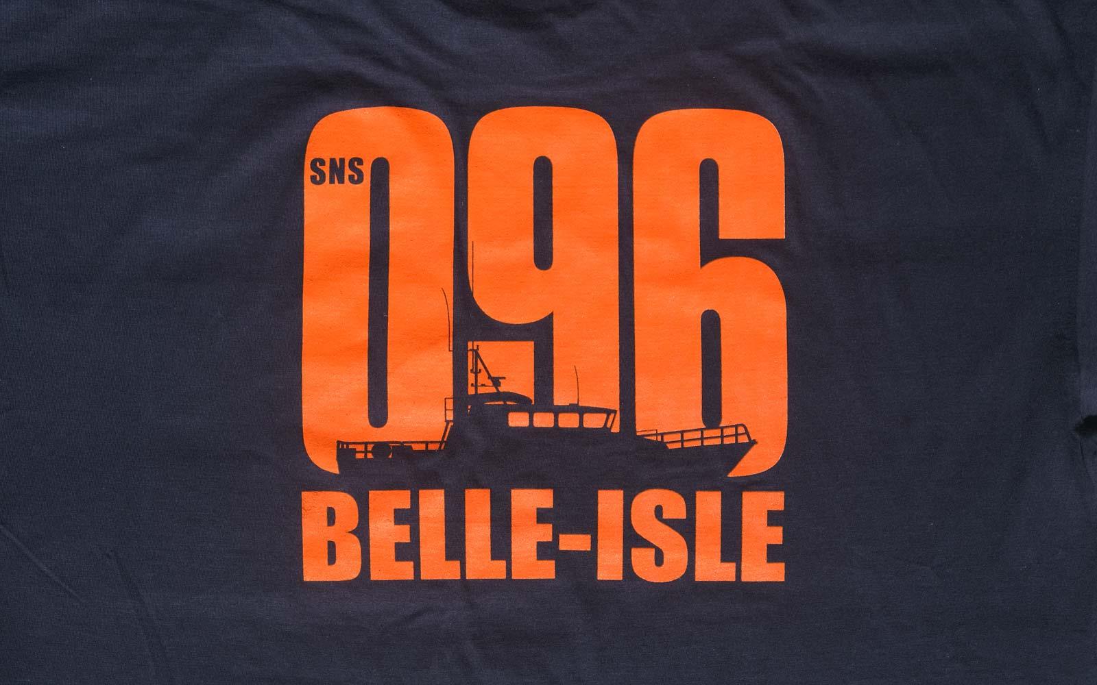 Les tee-shirts de la station de Belle-Île